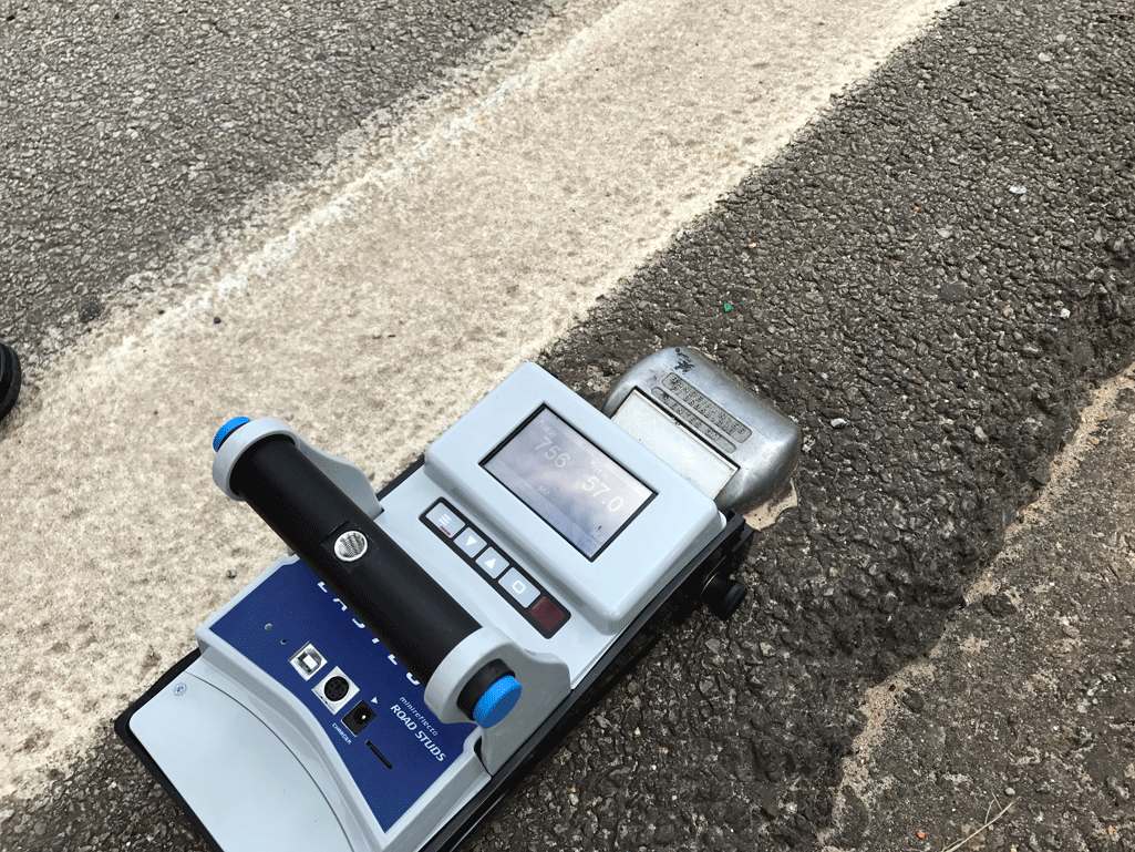 Road Studs Retroreflectometer